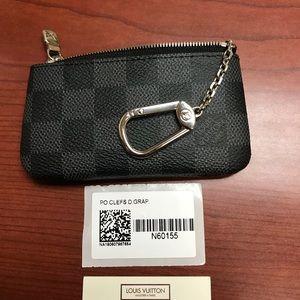 Handbags - LV cles Pouch